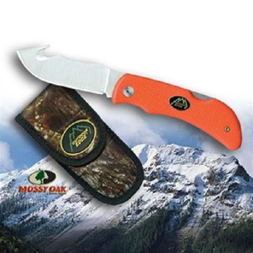 grip hook blaze camping knife