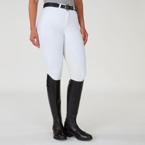 FITS PerforMAX Full Seat Breeches Small White