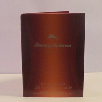 Tommy Bahama Cologne Perfume Spray Test Sample Bottle Vial ML OZ Toilette Eau
