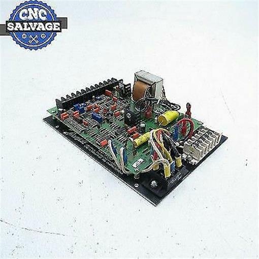 Danfoss Vari Speed 180 Control Board 700325