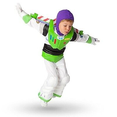 BUZZ LightYear~LightUp~COSTUME~Suit+Wings+Hood+Gloves~Boys 10~NWT~Disney Store