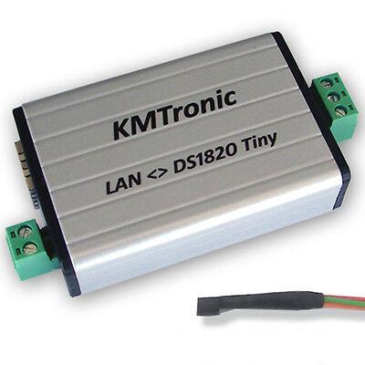 Kmtronic Lan Ds18b20 High-precision 1-wire Digital Temperature Monitor