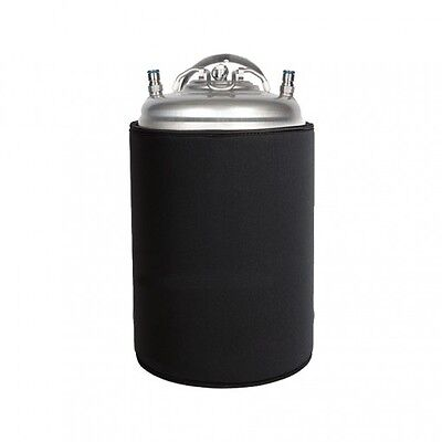 Neoprene Keg Parka For 2.5 Gallon Kegs Stays Cold For Over 4 Hours - Ships Free