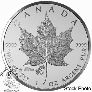 Limited Mintage Canadian 1 oz $5 Maple Leaf Coins w/ Privy Marks London Ontario image 7