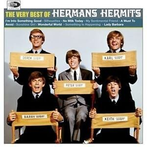 HERMANS-HERMITS-The-Very-Best-Of-2CD-BRAND-NEW-Hermans-Hermits-Greatest-Hits
