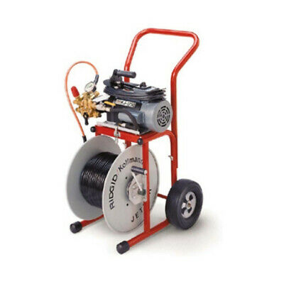 Ridgid 62697 Kj-1750 Water Jetter Drain Cleaner With Cart... Offers Considered