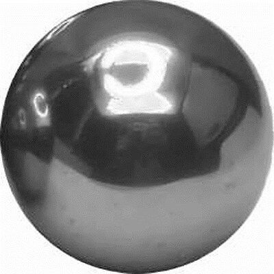 One 1 Solid Aluminum Bearing Ball