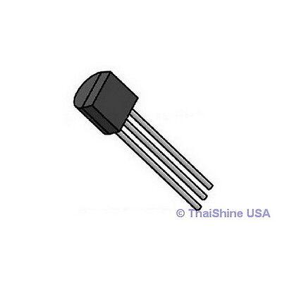 50 X Mpsa92 Pnp High Voltage Transistor 0.5a 300v - Usa Seller - Free Shipping