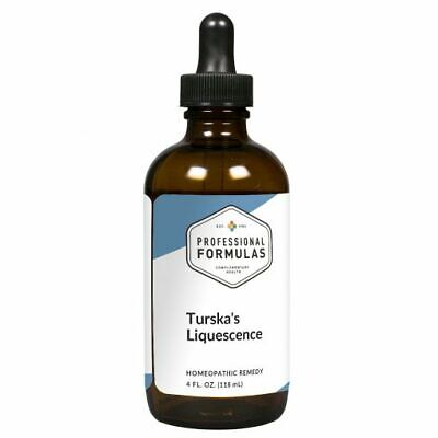 TURSKA'S LIQUESCENCE PROFESSIONAL FORMULAS PAIN SORENESS FATIGUE MUSCULAR SYSTEM