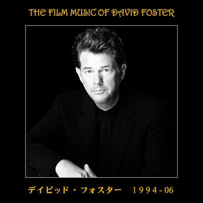 DAVID FOSTER @FILM CD-3 The Tubes,Madonna,Steve Perry,Andrea Bocelli SKYLARK AOR
