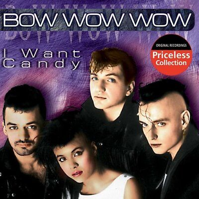 Bow Wow Wow  I Want Candy New Cd
