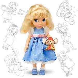 Disney Princess Animators Collection Toddler Doll 16 H - Cinderella with Plush F