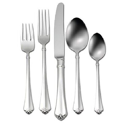 JUILLIARD julliard 20 piece set Service for 4 Oneida Stainless Flatware NEW