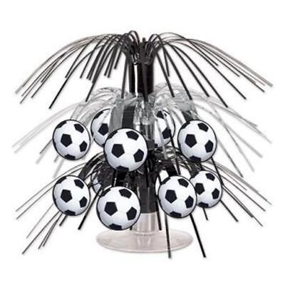 Soccer Mini Cascade Centerpiece Birthday Party Decorations