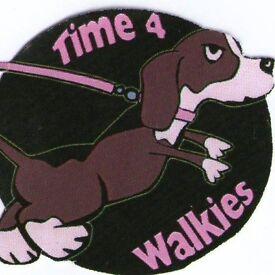 DOG WALKER & PET FEEDER