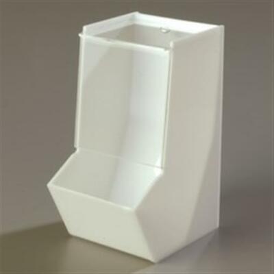 Carlisle Scd101-02 Singles Packet Dispenser Compartment Countertop Sugar Ketchup
