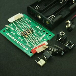 PicAxe Microcontroller System 8-pin Project Kit