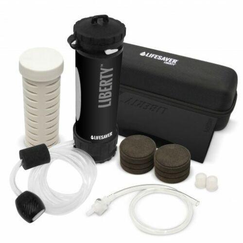Lifesaver Liberty Advanced Pack - BLACK