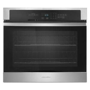 Amana® AWO6313SFS Wall Oven With 5.0 Cu. Ft. Capacity 30-Inch Wide-Brand New(MP_100)