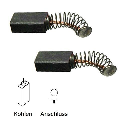 Kohlebürsten 15,5 x 8 x 5 mm Motorkohlen Kohlestifte Schleifkohlen (2051)