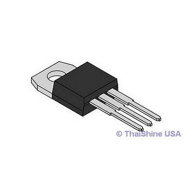 10 X L7815cv L7815 7815 Voltage Regulator Ic 15v 1.5a - Usa Seller - Free Ship