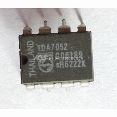 Tda7052 - Tda 7052 Integrated Circuit 1w Btl Mono Audio Amp
