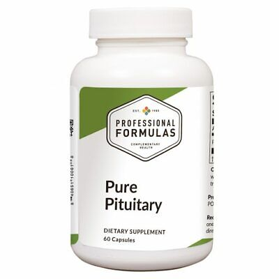 PURE PITUITARY PROFESSIONAL FORMULAS GLANDULAR SUPPLEMENTS GLANDULARS SUPPLEMENT