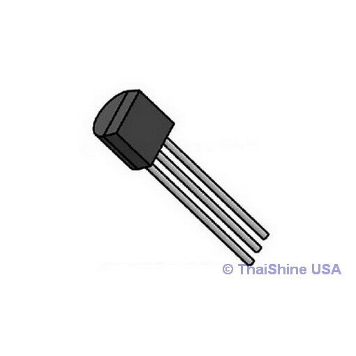 50 x BC547 Transistor NPN 45V 0.1A - USA SELLER - Free Shipping - Get It Fast