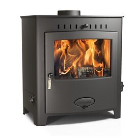 Arada EB25HE multi fuel ECO boiler stove never been used