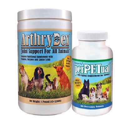 YOUNGEVITY Healthy Pet Combo Pak for Dogs, by Dr Wallach, Veterinarian