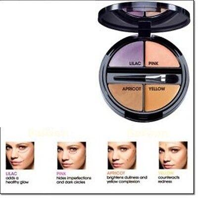 New Avon Jillian Dempsey Professional Corrector Palette Concealer Dark Circles