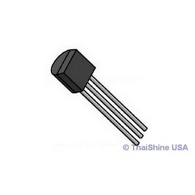 50 X 2n3904 Npn Transistor - Usa Seller - Free Shipping