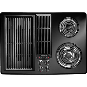 Looking for built in Jenn Air cooktop & oven down draft electric