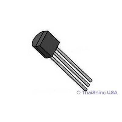 50 X 2n5401 Transistor Pnp 150 Volts 600 Ma - Usa Seller - Free Shipping