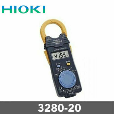 Hioki 3280-20f Clamp On Hitester Ac1000a Tester Pocket Size Durable Meteriu