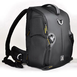 Waterproof-DSLR-SLR-Canon-Nikon-Camera-Backpacks-16-Laptop-Macbook-Bags-Insert