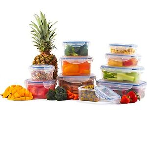 HUTT-32-Piece-Food-Storage-Container-set-w-Air-Water-Seals-BPA-Free