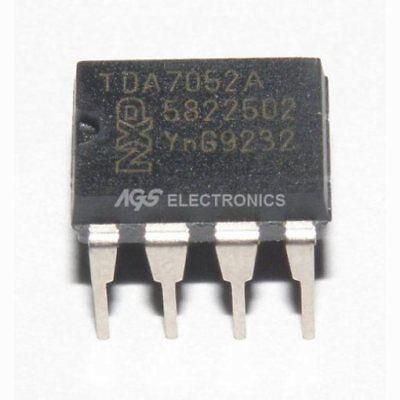 Tda7052a - Tda 7052a Integrated Circuit