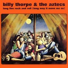 BILLY THORPE & THE AZTECS Long Live Rock And Roll CD