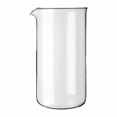Kaffeemaschine Ersatz Becher Glas (Bodum Transparenten Glasersatz Kaffeemaschine Becher 3 Tasse 0,35L (12Oz))