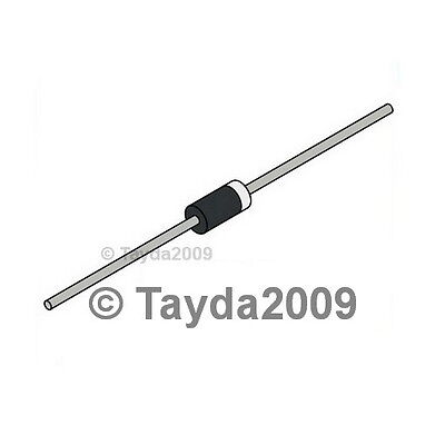 20 X 1n5817 Diode Schottky 1a 20v - Free Shipping