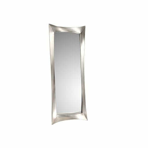 Rv Astley Ceret Silver Long Wall Mirror In Wembley