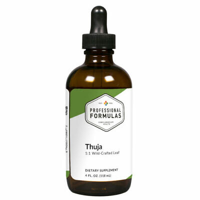 THUJA OCCIDENTALIS PROFESSIONAL FORMULAS SUPPLEMENTS SUPPLEMENT LIQUID DIETARY