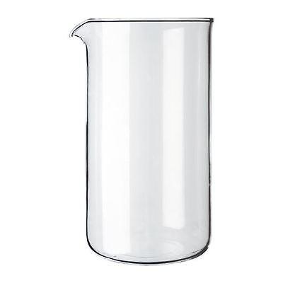 Kaffeemaschine Ersatz Becher Glas (Bodum Transparentes Glas Ersatzteile Kaffeemaschine Becherglas 8 Cup 1L (34oz))