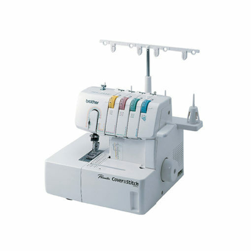 Brother 2340CV Cover Stitch Electronic Serger Machine. FREE
