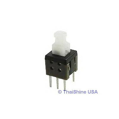 5 X Push Button Switch Momentary Dpdt 0.5a 50vdc 6x6mm Usa Seller Free Shipping