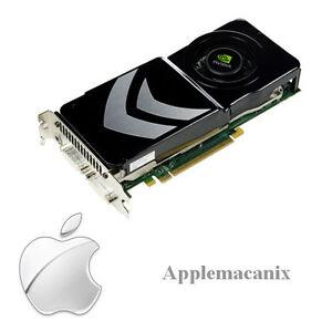 NEW 2006-2007 Apple Mac Pro nVidia GeForce 8800GT 512MB Video Graphics Card