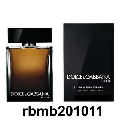 Dolce & Gabbana The one 3.3oz. (100ml) Eau de Parfum For Men **Brand New**