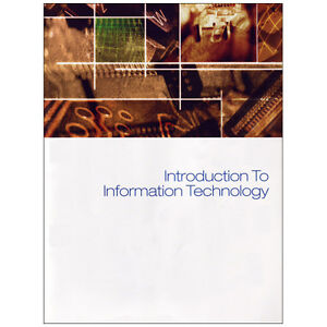 INTRODUCTION TO INFORMATION TECHNOLOGY (Office 2007)