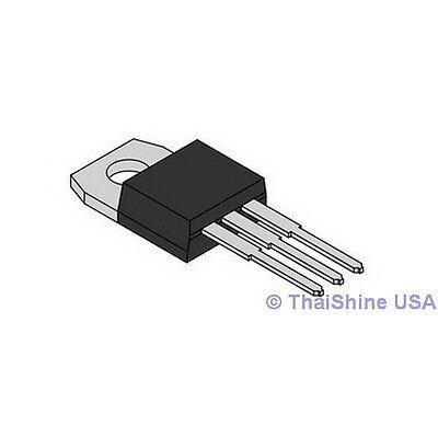 10 X L7809 7809 Voltage Regulator Ic 9v 1.5a Ham Kit St Usa Seller Free Shipping
